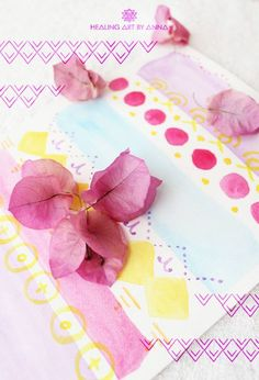 #watercolors #fun #playful #creative #colorful #beauty #homedeco #design #healingart #arttherapy #soulful #sacred