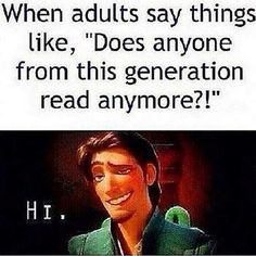 23 Funny Things All Binge-Readers Can Relate To Honestly me! Because adults think that our generation can only do drugs and go to clubs! And there is me-total book nerd I Love Books, Good Books, Books To Read, My Books, Free Books, Book Of Life, The Book, Percy Jackson, Jorge Ben