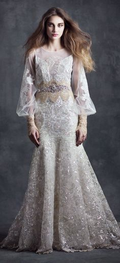 Gothic Angel: Wedding Dresses by Claire Pettibone | Pinterest ...
