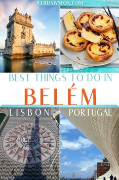 Use my guide to the best things to do in Belem to discover the ancient and modern secrets of Lisbon through its monuments and museums. European Destination, European Travel, Top Travel Destinations, Places To Travel, Belem Portugal, Stuff To Do, Things To Do, Romantic Vacations, Romantic Travel