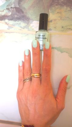 St Germain (a new brand) in Sea Green