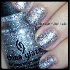 China Glaze Prismatic Polarized Swatch. Click for review.