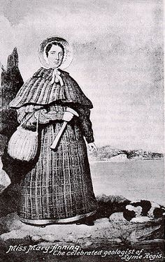 Mary Anning - Wikipedia