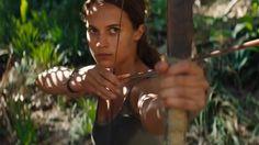 'Tomb Raider' Trailer
