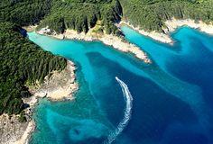 playas isla rab croacia