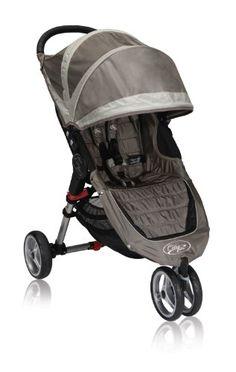 Silla de Paseo City Mini Baby Jogger Gris