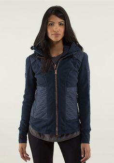 Lululemon Fleecy Keen jacket