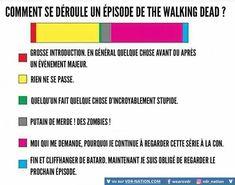 #VDR #HUMOUR #FUN Walking Dead Funny, Fear The Walking Dead, Twd Memes, Funny Memes, Jokes, French Meme, Videos Fun, Internet, Lol