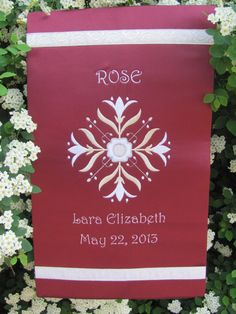 de7332f1b5 Communion Banner Embroidered CUSTOM to your requirements Personalized Name  Date etc