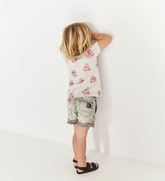 ZARA - KIDS - ICE CREAM PRINT T-SHIRT