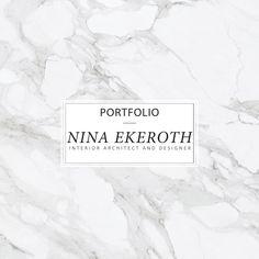 Nina Ekeroth Portfolio 20 Interior Architecture And Design