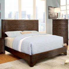 Hokku Designs Joaquin Panel Bed | AllModern