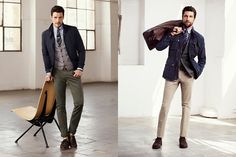 He by Mango Fall/Winter 2013 Lookbook