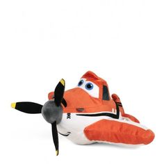 """Llegan volando los Aviones a Peluchilandia. Llegó Dusty, peluche de calidad de 25 cm. con la licencia original de Disney. Precio inmejorable, encantarán a los más pequeños y quedarán genial para decorar la habitación. No te quedes sin ellos por que """"vuelan"""""""