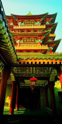 Tengwang Pavilion ~Nanchang City, Jiangxi, China
