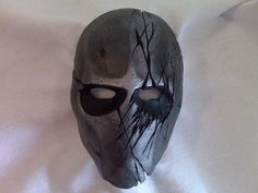 Army of Two custom Rios mask by ~dragostat2 on deviantART