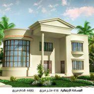 تصاميم فلل صغيرة بالصور Architectural Design House Plans Model House Plan New House Plans