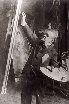 """Giovani Boldini - The Master of Swish- """"You may have the universe if I may have Italy."""""""