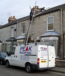 Peak Roofing in York