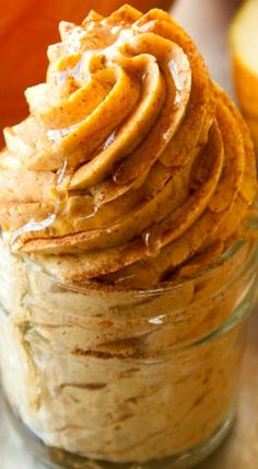 Whipped Cinnamon Pumpkin Honey Butter - quick and easy and only 5 ingredients! - The Kitchen McCabe
