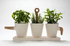 Kitchen herb pot por 9estudio