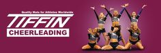 Tiffin Mats is a leader in the Cheerleading industry providing a wide range of products. We sell everything from Cheerleading Equipment, Athletic Mat, Cheer Mat, Fall Mat, Gymnastics Mat, Crash Mat, Carpet Foam and many others. We take pride in our work and stand by our products, and offer one of the best warranties in the business. Our products are manufactured in the USA. We don't buy overseas.   We use recycled material so we leave the smallest impact on our enviornment.  tiffinmats.com