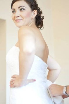 One Shoulder Wedding Dress, Album, Wedding Dresses, Fashion, Bride Gowns, Wedding Gowns, Moda, La Mode, Weding Dresses