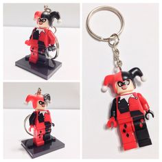 A personal favorite from my Etsy shop https://www.etsy.com/listing/211098722/bogo-buy-1-get-1-promo-lego-harley-quinn