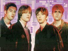 The boys #mansun