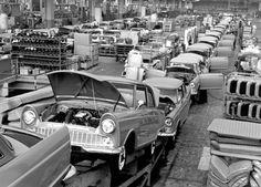 Werk Ingolstadt 1959, Montage DKW Junior