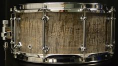 Craviotto 6.5x14 Private Reserve curly/bird snare drum#76