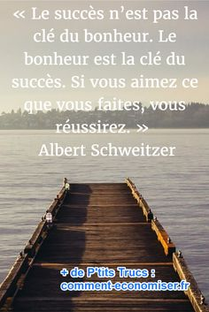 Quotes and inspiration QUOTATION – Image : As the quote says – Description 85 Citations Inspirantes Qui Vont Changer Votre Vie. Sharing is love, sharing is everything Positive Attitude, Positive Vibes, Positive Quotes, Work Motivation, Motivation Inspiration, Good Quotes For Instagram, Albert Schweitzer, Quote Citation, Philosophy Quotes