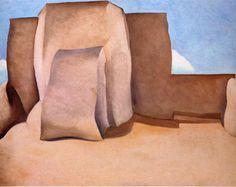 de Georgia O'keeffe (1887-1986, United States)