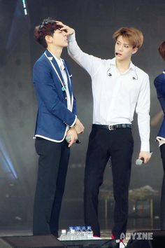 chanyeol and sehun being ... themselves #exo