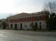 Antigua Estación de Trenes de Cercanias de Málaga, 2008
