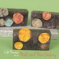 Cold Process Planets in a Melt and Pour Galaxy