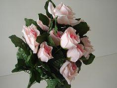Kunstblumen Blumenstrauß Rosenstrauß neu! Varianten Blumen Strauß Rosen Rose