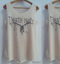 Blusa Death Note