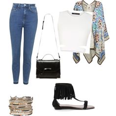 Untitled #60 by lydiaepps on Polyvore featuring polyvore, fashion, style, BCBGMAXAZRIA, Topshop, Mackage and maurices