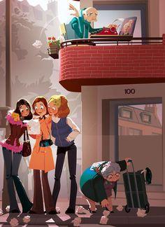 The Art Of Animation: Photo