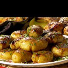 Jaques Pepin Pan Roasted Potatoes