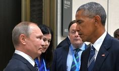Death Stare Between Obama And Putin Sparks The Photoshop Battle It Deserves | The Huffington Post