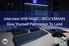 My Future Business Interview with MARCI BROCKMANN#author #mindset #marcibrockmannHi, and welcome to the show!On today's My Future Business Show I have the pleasure of spending time with author of 'Permission to Land' MARCI BROCKMANN.In addition to her work as an author, Marci loves her role as a high school English teacher. In fact, much of her own identity and meaning comes from working with adolescents and helping them make sense of the world.Marci is a creative person through and through… On Today, Public Relations, Insight, How To Become, Interview, This Book, Book 1, Future, State University