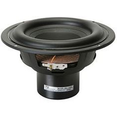 "Tang Band W6-1139SI 6-1/2"" Subwoofer by Tang. $91.89. Amazing bass in a compact package! This one-of-a-kind 6-1/2"" subwoofer has an impressive 13 mm of Xmax.. Save 23%!"