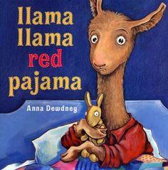 Toddler Approved!: Read Across America Book Week: Llama Llama Red Pajama