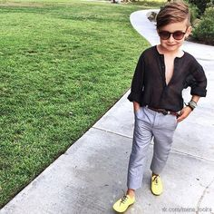 Look today street style Alonso Mateo adorable