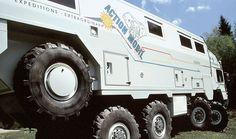 Spezialwohnmobile - Individuell angefertigte Wohnmobile - ACTION MOBIL