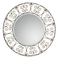Product Details - 13173 B - Uttermost Mirror Isabella   StylishHome