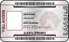Stargate Custom ID Badge Card Star Trek Costume Prop on PopScreen Passport Template, Polaroid Picture Frame, Free Paper Texture, Wattpad Background, Arte Van Gogh, Instagram Frame Template, Juuzou Suzuya, Overlays Picsart, Aesthetic Template