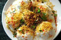 Mouth watering street food of India